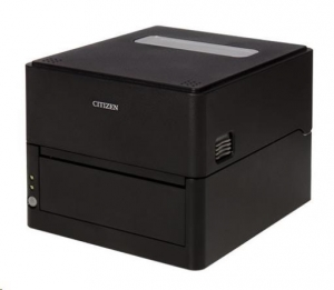 Citizen Citizen DT tiskárna etiket CL-E300 LAN, USB, Serial, 203dpi, Black